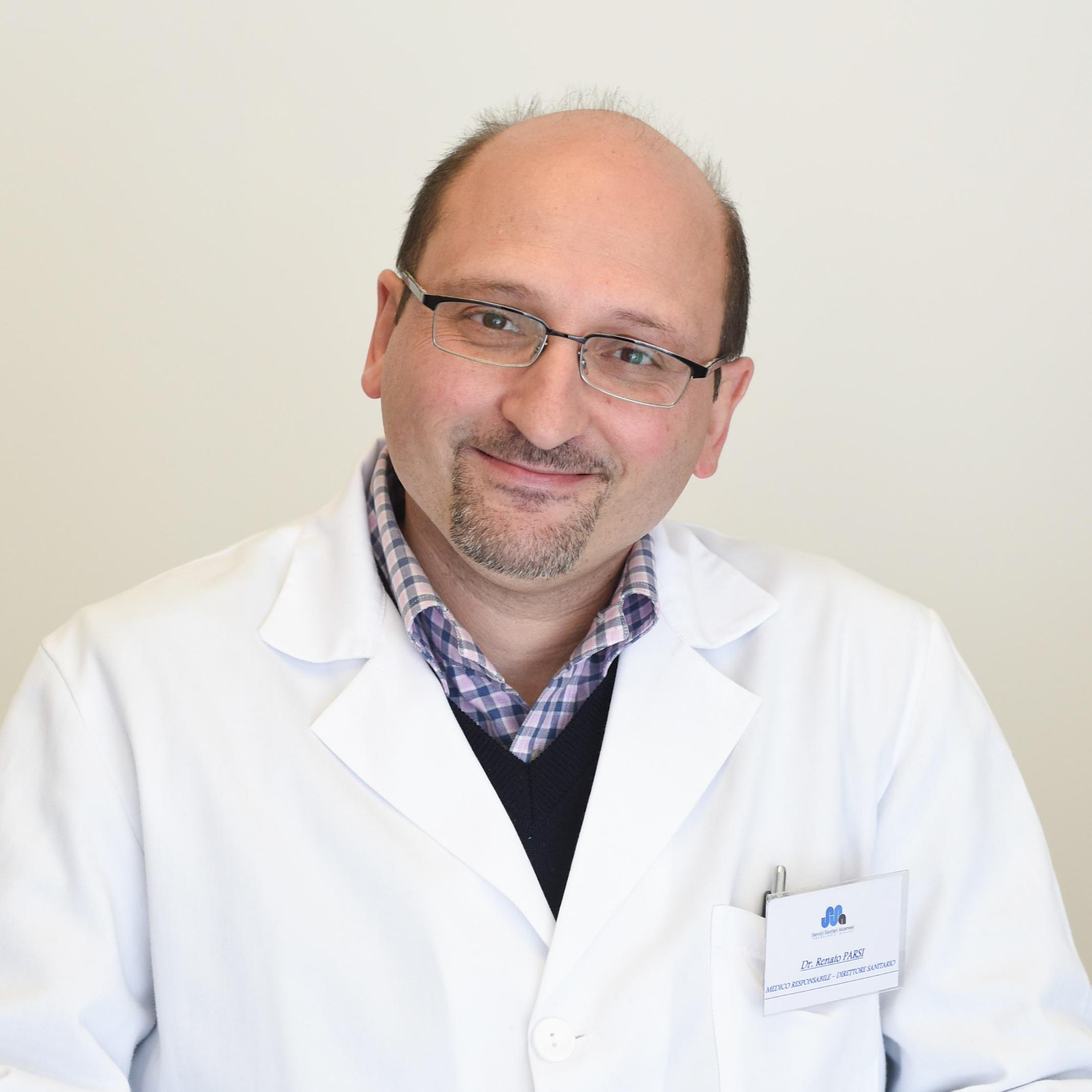 Dott. Renato Parsi Medico Chirurgo Specialista in Nefrologia - Direttore Sanitario